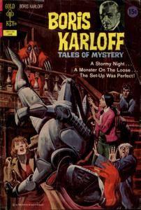 Boris Karloff Tales of Mystery 041 1972