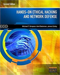 Hands-On Ethical Hacking and Network Defense (2nd Edition)