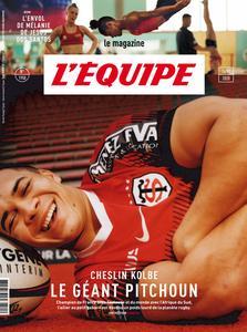 L'Equipe Magazine - 24 Janvier 2020