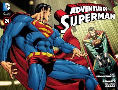 Adventures of Superman 024 2013 Digital