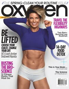 Oxygen USA - March/April 2019