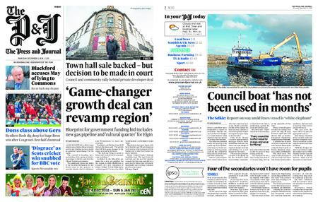 The Press and Journal Moray – December 06, 2018