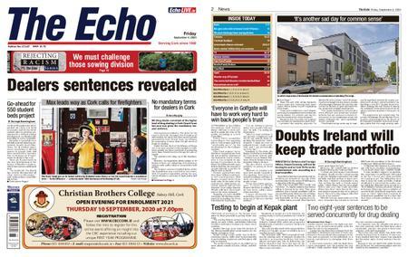 Evening Echo – September 04, 2020