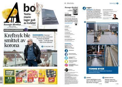 Stavanger Aftenblad – 03. april 2020