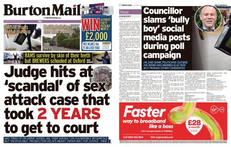 Burton Mail – May 10, 2021