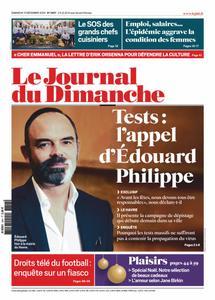 Le Journal du Dimanche - 13 décembre 2020