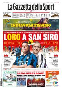 La Gazzetta dello Sport Sicilia – 16 gennaio 2021