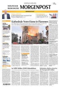 Solinger Morgenpost – 16. April 2019