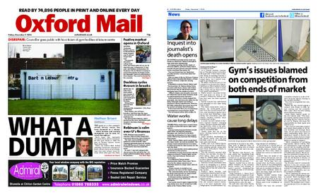 Oxford Mail – December 07, 2018