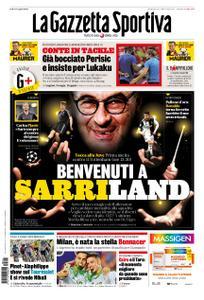 La Gazzetta dello Sport – 21 luglio 2019