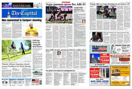 The Capital – October 03, 2017