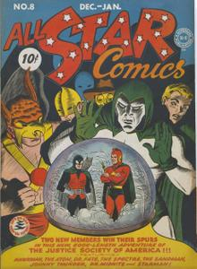 All-Star Comics 008 (DC 1941)