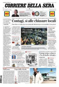 Corriere della Sera – 09 ottobre 2020
