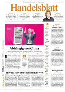 Handelsblatt - 8 Juli 2020