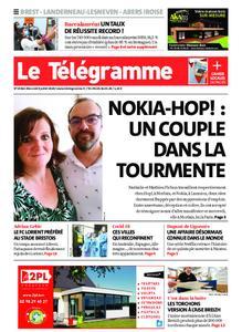 Le Télégramme Brest Abers Iroise – 08 juillet 2020