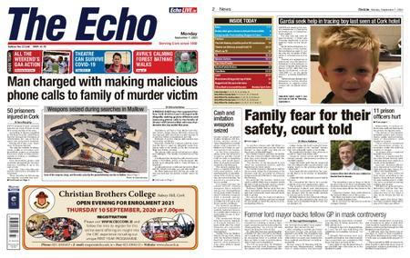 Evening Echo – September 07, 2020