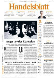 Handelsblatt - 15 Dezember 2020