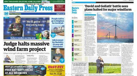 Eastern Daily Press – February 19, 2021