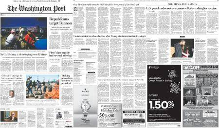 The Washington Post – October 26, 2017