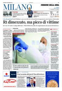 Corriere della Sera Milano – 13 novembre 2020