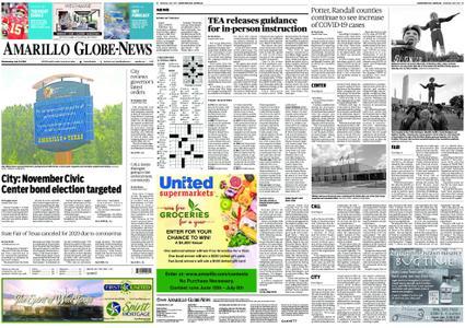 Amarillo Globe News – July 08, 2020