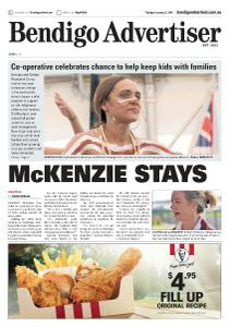 Bendigo Advertiser - January 22, 2019