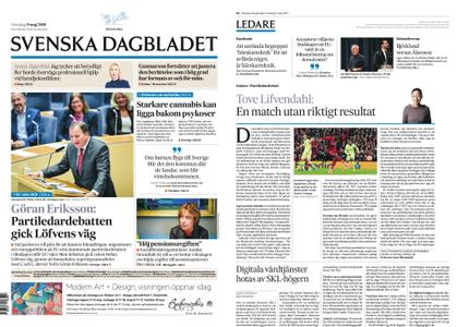 Svenska Dagbladet – 09 maj 2019