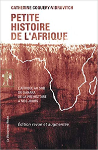Petite histoire de l'Afrique - Catherine COQUERY-VIDROVITCH