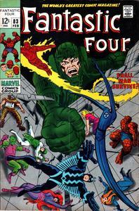 Fantastic Four 083 1969 HD