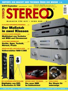 Stereo - September 2019