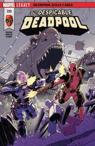 Despicable Deadpool 289 2018 Digital Zone-Empire