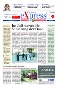 Güstrow Express - 10. Juni 2020