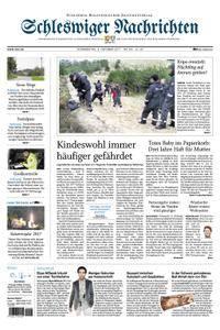 Schleswiger Nachrichten - 05. Oktober 2017