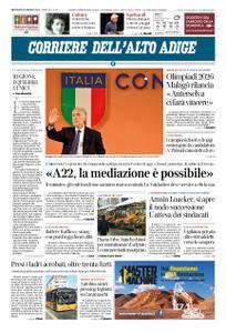 Corriere dell'Alto Adige – 23 gennaio 2019