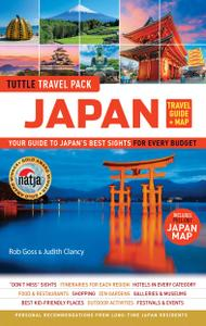 Japan Travel Guide & Map Tuttle Travel Pack: Your Guide to Japan's Best Sights for Every Budget