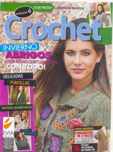 Tejido Practico Crochet № 4 2011