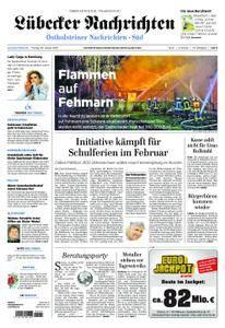 Lübecker Nachrichten Ostholstein Süd - 26. Januar 2018
