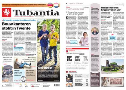 Tubantia - Enschede – 07 september 2019