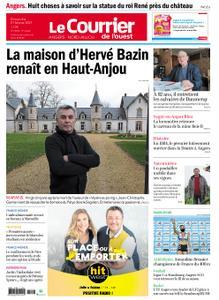 Le Courrier de l'Ouest Angers – 21 février 2021
