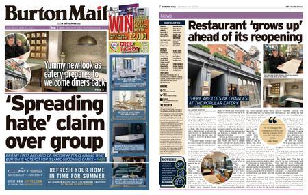 Burton Mail – May 15, 2021