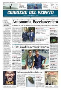 Corriere del Veneto Treviso e Belluno – 10 luglio 2020