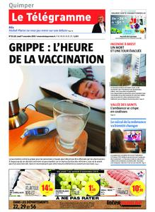 Le Télégramme Quimper – 07 novembre 2019