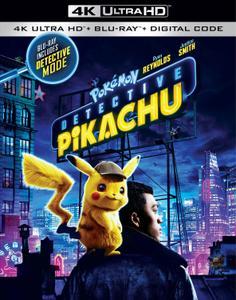 Pokémon Detective Pikachu (2019) [4K, Ultra HD]