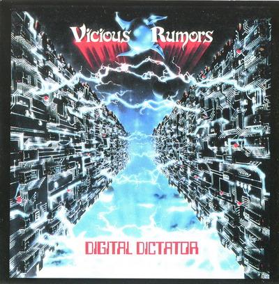 Vicious Rumors - Digital Dictator (1988)