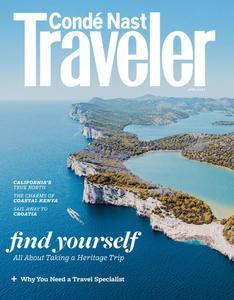 Conde Nast Traveler USA - April 2021