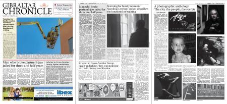 Gibraltar Chronicle – 22 February 2021