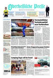 Oberhessische Presse Marburg/Ostkreis - 20. Juli 2018
