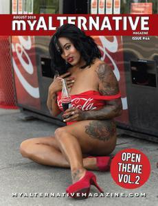MyAlternative - Issue 44 Volume 2 August 2019