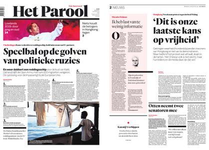 Het Parool – 19 augustus 2019