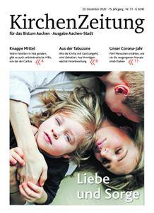 KirchenZeitung für das Bistum Aachen – 21. Dezember 2020